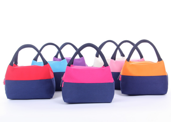 Two-Tone Thermal Lunch Bag