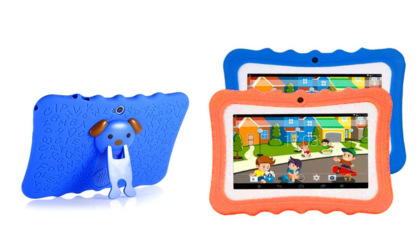 SmartPad 7inch Kids Tablet with Bumper case