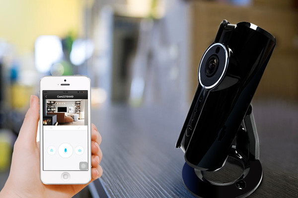 RSLPro SMARTHOME 180°  fish eye IP CAMERA WITH MOBILE APP