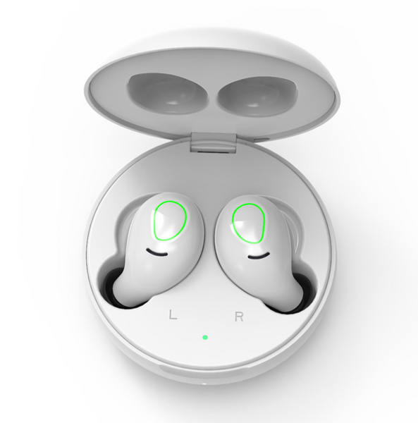 Wireless charging Bluetooth 5.0 earbuds