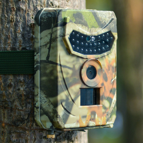Waterproof Night Vision Wildlife Camera