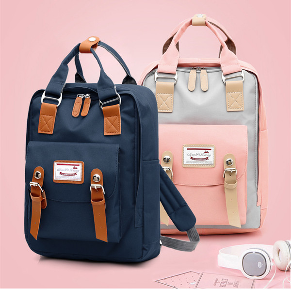 Oxford Canvas Backpack