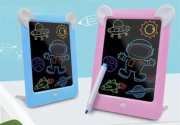 Glowing Pad LED lightup drawing pad