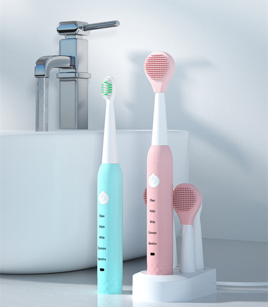 Electric Tooth Brush with charging station
