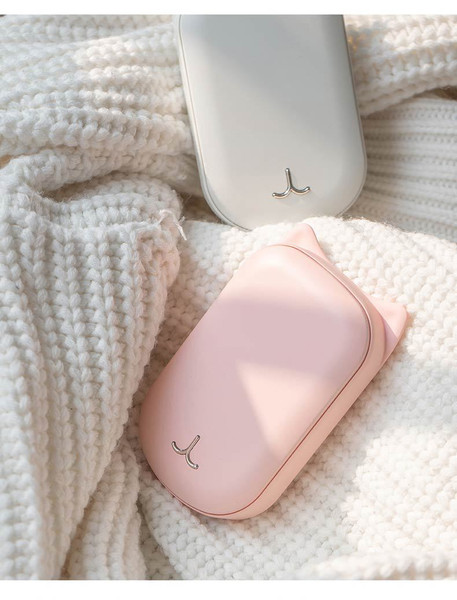 2in1 Power Bank and Electric Hand warmer