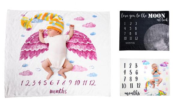 Soft Flannel Calendar Blanket