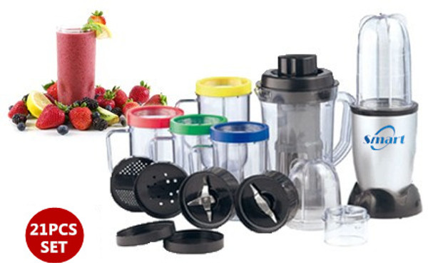 Smart Blender-The 3-in-1 blender, juicer and smoothie maker