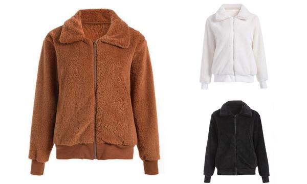 Over-size Fleece Jacket