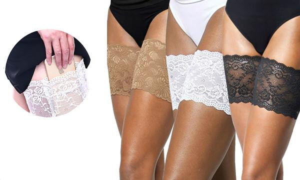 Non-slip Invisible Lace pocket