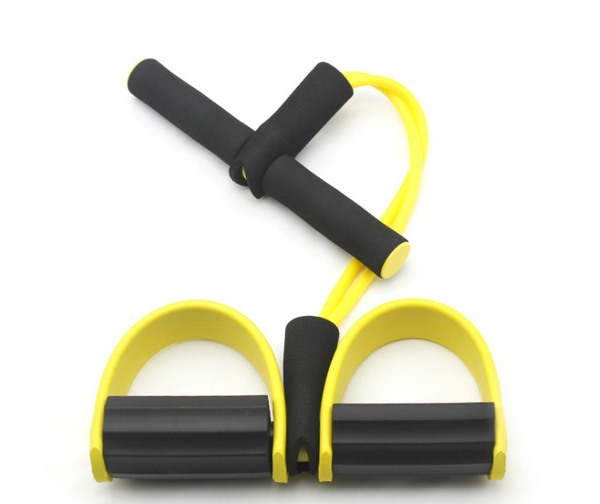 Fitness Multi-function Two Tube Exercise puller