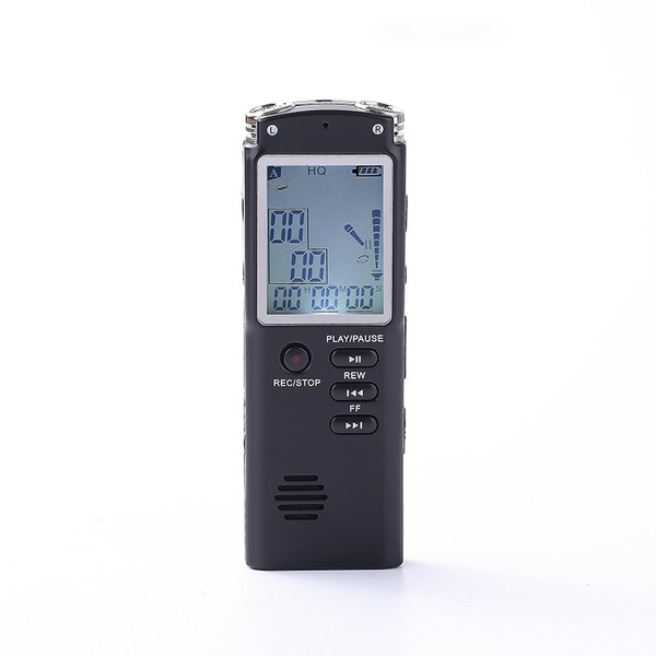 Professional Digital Voice Recorder  8GB