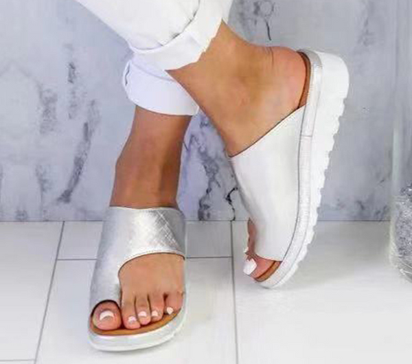 Women's Platform Bunion Correction Sandals