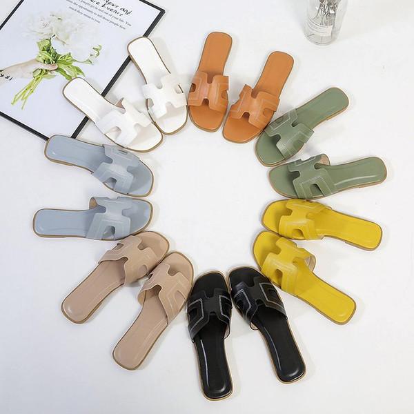 Leather comfy Sandal