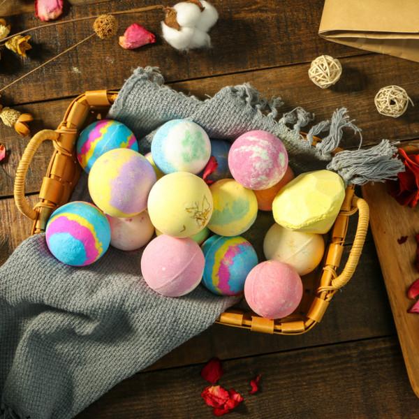 Naturals Bath Bomb Gift Set