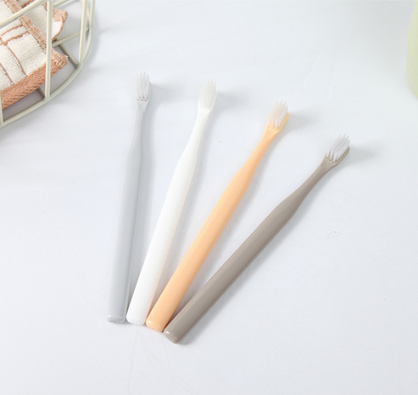 Explosion style bamboo charcoal toothbrush four soft boxed toothbrushes