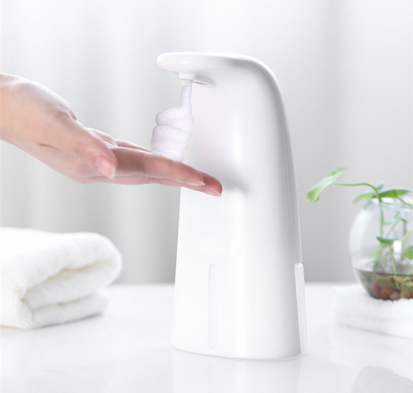 Touchless automatic motion sensor soap foam dispenser