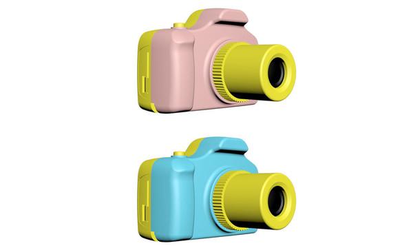 New digital small children's photo toy high list anti-mini camera
