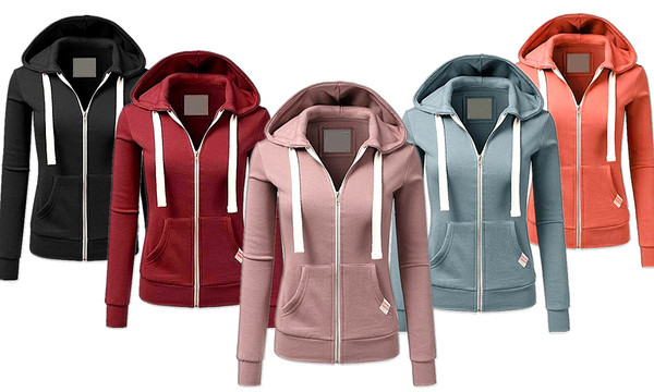 Ella Cotton Casual Hoddie