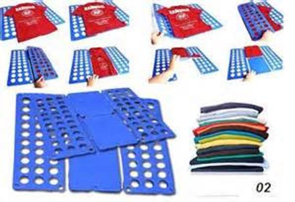Magic Clothes Folder