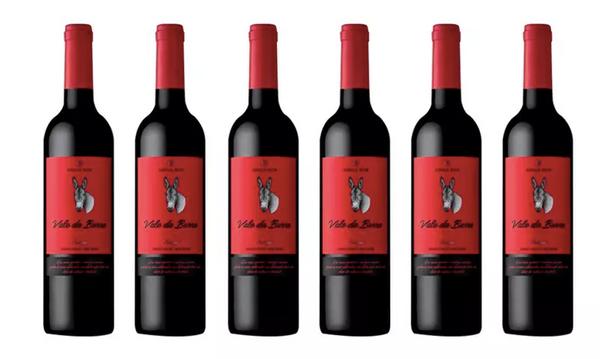 Adega Mor Vale Da Burra Portuguese Red Wine 750ML