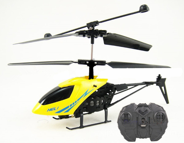 Mini Radio Control Infrared RC Helicopter