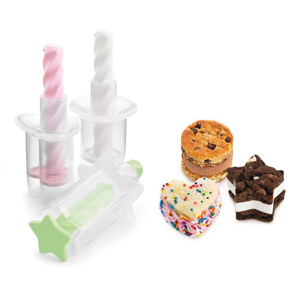Cookie Ice cream Sandwich Maker