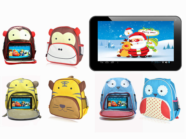 SmartPad 7inch Android 4.4 Quad Core Lite Tablet with Options