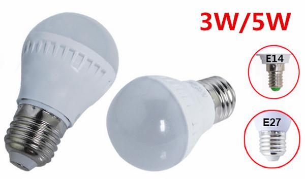Super Energy Saving LED Globe Bulb (pack of 5)