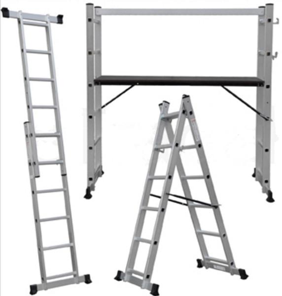 Ladder Aluminium 5 way scafforld extensions