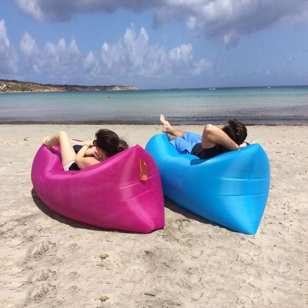Fast Inflatable Outdoor Air Lounger