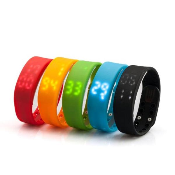 WE2 Sports Bracelet and Health Moniter