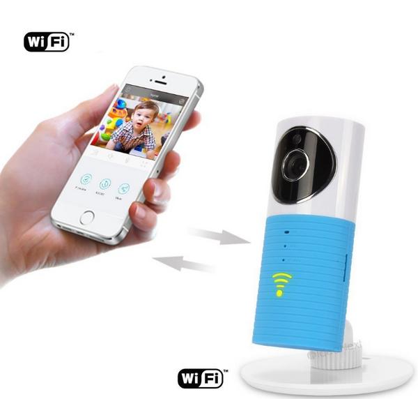 Clever Dog Smart CCTV WiFi Network Camera Wireless Surveillance IP Network Security Camera