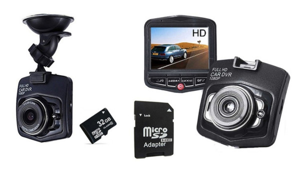 Full HD 1080P Car DVR Dash Accident Camera with Night Version with 32GB memory card