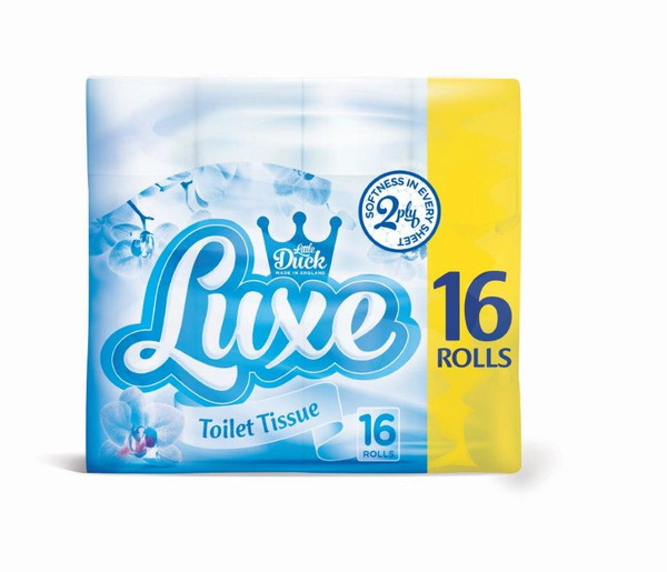 Luxe Toilet Roll pack of 80