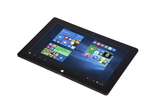 SmartPro 10inch  Windows 10 Tablet Intel Atom, 1GB RAM, 32 GB - Black
