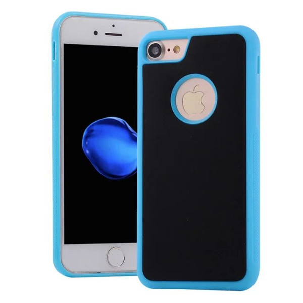 cheap for discount 74074 d2993 Anti-Gravity Hybrid Magical Nano Sticky Wall Case Cover For iPhone 7 6 6S  Plus SE 5 5S Samsung S7 S6 Edge Plus Note 5