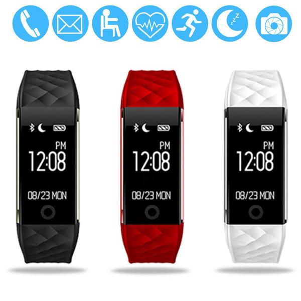 SmartPro Fitness Bracelet Tracker with Heart Rate monitor