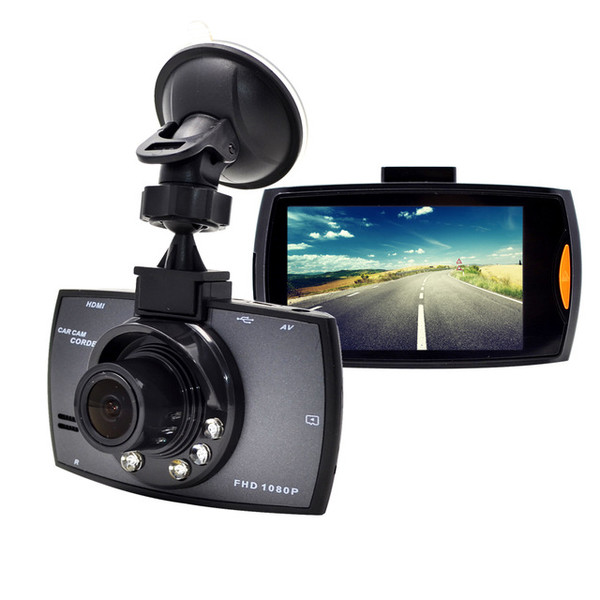 "G30 Car DVR Full HD 1080P Car Camera Video Recorder 2.7"" 170 G-sensor Night Vision Car DVRs"