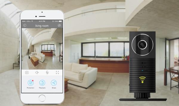 SmartPro WIFI HD SURVEILLANCE IP NETWORK SECURITY CAMERA