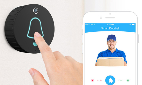 SmartPro APP control Wireless DoorBell with Camera