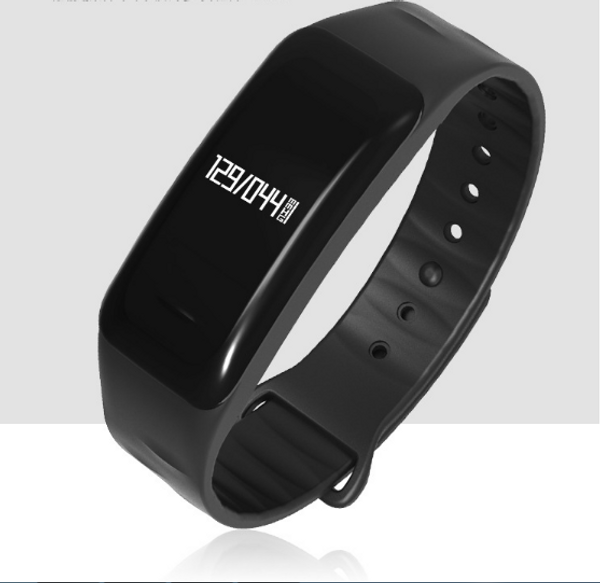 2017 new smart bracelet C1 Blood pressure Waterproof Bluetooth fitness tracker with heart rate monitor