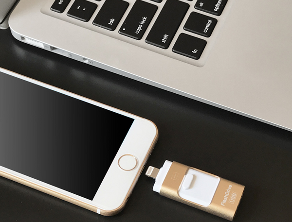 iFlash Drive for iPhone or iPad - 16GB, 32GB or 64GB