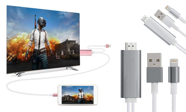 HDMI Cable for iPhone or iPad