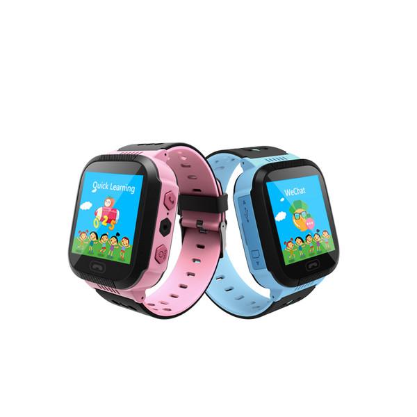 Bluetooth Child Kids GPS Watch with Children Gps Tracker Smart Watch Kids