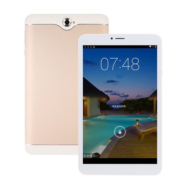 8Inch IPS Screen Android 7.1 Tablet PC Dual Sim Card