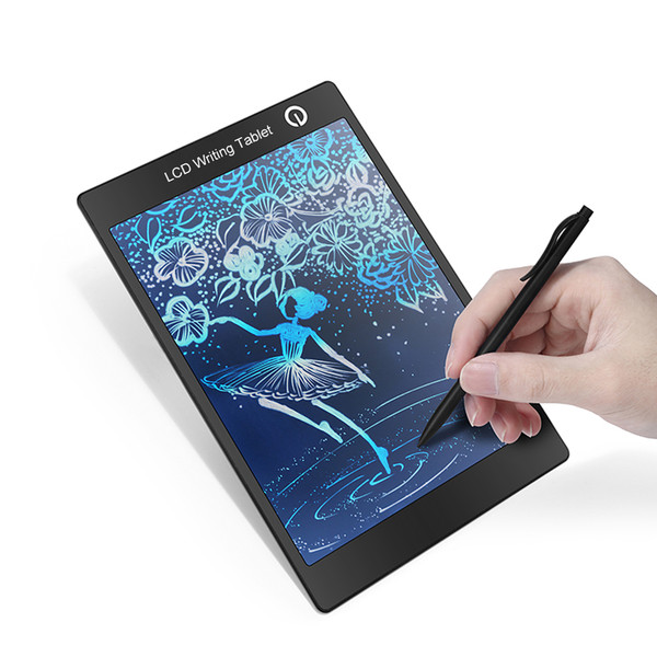 """9.7"""" Portable Multi-colour  LCD Writing Drawing Board Tablet"""