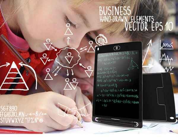 12'' LCD Digital Writing/Drawing Tablets with colour options