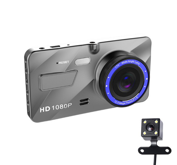 In Sight B4 4.0 inch Car Camera with Front and Rear Dual Lens