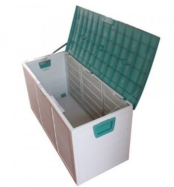 XL 290L waterproof garden storage box