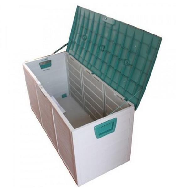 XL 290L waterproof garden storage box